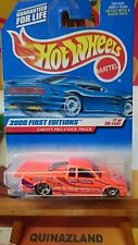 hot wheels First Editions Chevy Pro Stock Truck 2000-067 (9985)