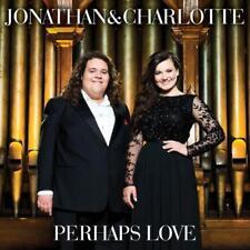 Jonathan And Charlotte - Perhaps Love (NEW CD)