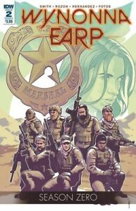 WYNONNA EARP SEASON ZERO #2 (OF 5) CVR A EVENHUIS