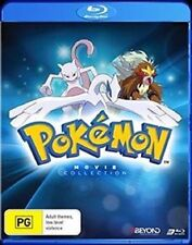 Pokemon: Movies 1-3 Collection (REGION ALL Blu-ray New)