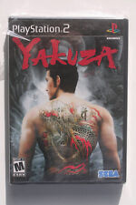 Yakuza PS2 US NTSC Version in Complete and Like New Condition 2006 SEGA