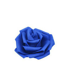 10-500PCS 6CM PE Foam Roses Artificial Flower Wedding Bride Bouquet Party Decor