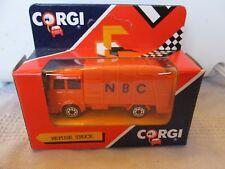 Vintage Corgi NBC Refuse Truck in the original box