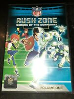 NFL Rush Zone: Season of the Guardians, Vol. 1 (DVD, 2013) *BUY 2 GET 1 FREE*