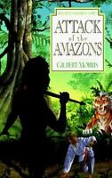 Attack of the Amazons (Seven Sleepers Series #8) (Book 8) - Morris, Gilbert