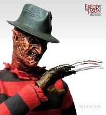 Sideshow Freddy Vs Jason.  Freddie Krueger  1:6 Movie Limited Edition Figure