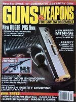 Guns & Weapons For Law Enforcement Sept 1996, Mag-M1 12 Gauge