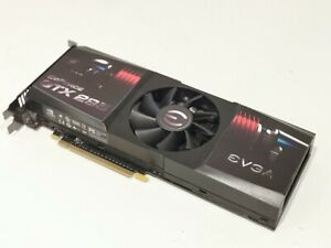 100% working EVGA NVIDIA GeForce GTX 295 1.75GB DDR3 SDRAM PCIe x16