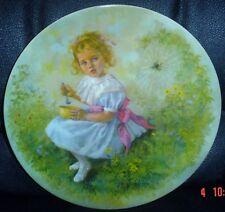 Reco International Corp Collectors Plate LITTLE MISS MUFFET
