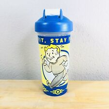 "Fallout Loot Crate #16 Vault-Boy Shaker Bottle ""Stay Fit, Stay Focused"""