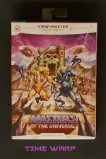 VIEW MASTER VIRTUAL REALITY MASTERS OF THE UNIVERSE EXPERIENCE PACK