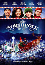 Northpole (DVD, Movie, TV Show, Hallmark, Widescreen, 2014, Rated-G) Brand New