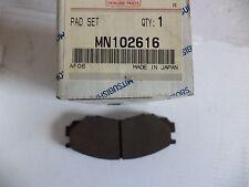 n°d291 jeu plaquettes l200 l300 mitsubishi space gear mn102616 neuve