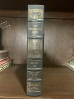 THE TRANQUILITY WARS - GENTRY LEE- SIGNED FIRST EDITION- EASTON PRESS - COA
