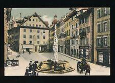 Switzerland LUZERN Lucerne Weinmarkt c1902 u/b PPC