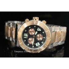 Relojes de pulsera de oro rosa de oro rosa