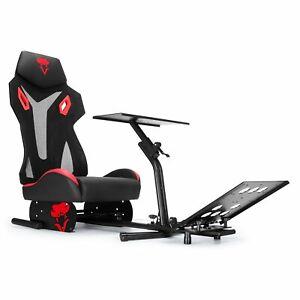 Racing Rennsitz Cockpit Gaming Gamer Stuhl Chair Gamingstuhl