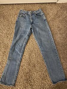 Vintage Medium Wash Calvin Klein Sports Mom Jeans