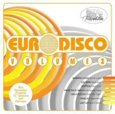 80's Revolution - Euro Disco Vol 3 - 2X CD - Remastered - 2013 - Germany Issue
