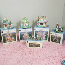 Vintage Cottontale Collection Novelty House's Set Of 5