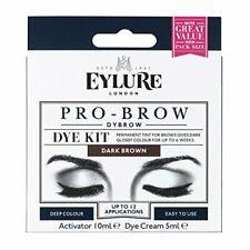 Eylure DYBROW Eyebrow Dye Kit, Dark Brown