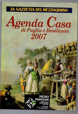AGENDA CASA DI PUGLIA E BASILICATA 2007