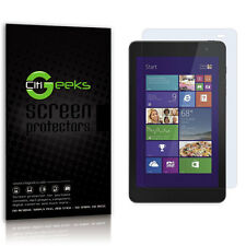 CitiGeeks® Dell Venue 8 Pro Screen Protector Anti-Glare Matte Guard [3-Pack]