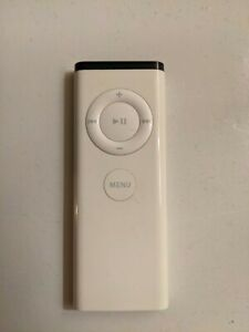Genuine Apple White Remote Control : Model No. A1156