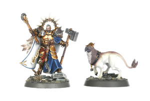 Warhammer Age of Sigmar DOMINION Stormcast Eternals Lord-Imperatant Gryph-Hound
