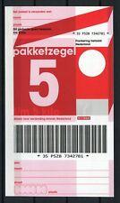 Pakketzegel GD 8b - 45a 5 kg emissie 1997 nieuw PTT-logo * ZEER LASTIG MATERIAAL
