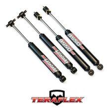"TeraFlex 2.5"" 9550 VSS Front & Rear Shock Absorber Kit 07-17 Jeep Wrangler JK"