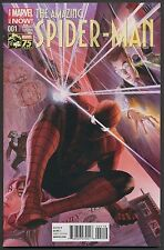 THE AMAZING SPIDER-MAN #1 ALEX ROSS 1:75 VARIANT