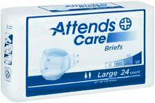 Attends Care Adult Brief Large Moderate Abs. BRHC30 - Pack of 24
