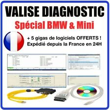 Outil Diagnostic Pro BMW et Mini - K-DCAN avec Logiciels INPA RHEINGOLD ISTA