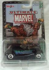 NEW ROGUE CHRYSLER PROWLER DIE CAST CAR SERIES 1 7 OF 25 MAISTO ULTIMATE MARVEL