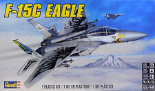 Revell 1/48 F-15C Eagle 85-5870 Plastic Model Kit 855870