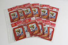 PANINI sealed CHINESE packets WORLD CUP 2010 SOUTH AFRICA | RARE WC packs CHINA