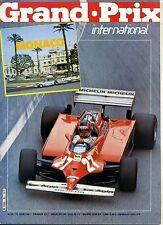 GRAND PRIX INTERNATIONAL n°46 GP SAN MARIN 1982