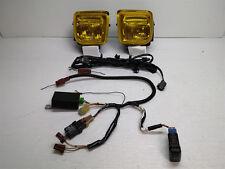 JDM Honda Civic Stanley Fog Lights Lamps EK3 EK4 EJ8 Switch Harness Yellow 96-98