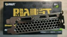 PALIT GeForce GTX 1050ti StormX GDDR5