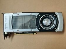 More details for geforce gtx 780 (3gb) graphics card. no box