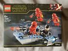 LEGO 75266 Star Wars Red Sith Jet Troopers First Order Army Battle Pack New !!