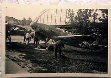 Foto  Luftwaffe Me109 Warschau 41 jg51 Jagdflieger Mölders