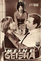 NFP 2.647 - MEINE GEISHA - Shirley MacLaine, Yves Montand 1962 RARE
