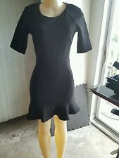 Juicy couture size small black lace dress