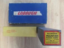 """Lot Of (3) """"Empty"""" Kit Boxes, Lobaugh, Central Locomotive Works, And All-Nation"""