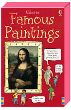 Usborne Famous Painting (deck) 30 of the world's most famous paintings NEW