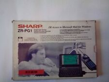 Sharp ZR-PG1 Access to Microsoft Mail for Window  NEW OLD STOCK