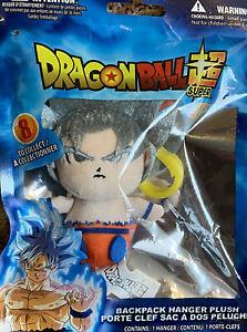Dragonball Z Super Backpack Hanger Plush - Ultra Instinct Goku