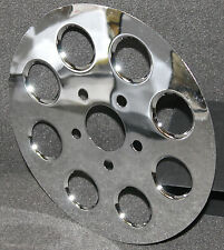 91727-89T Harley Davidson Belt Sprocket Cover 1980 + FL, FLH, FX, FXE, Softail